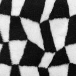[204] Czarno-biały patchwork
